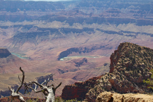Picture I took of the Colorado River, North Rim of the Grand Canyon, in June 2014.